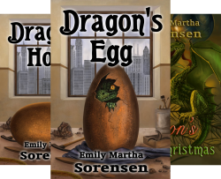dragon eggs books