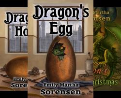 dragon eggs books