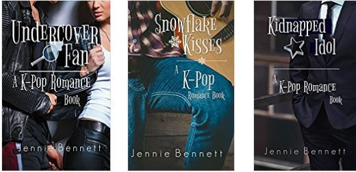 Kpop books