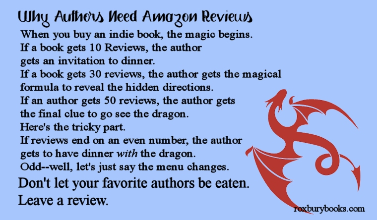 why authors need reviews1